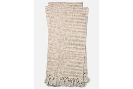 Accent Throw-Magnolia Home Ombre Diamond Blush By Joanna Gaines