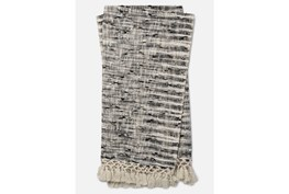 Accent Throw-Magnolia Home Ombre Diamond Black By Joanna Gaines