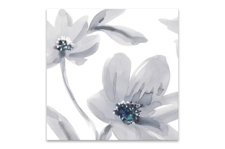 Picture-Grey Petals 27X27