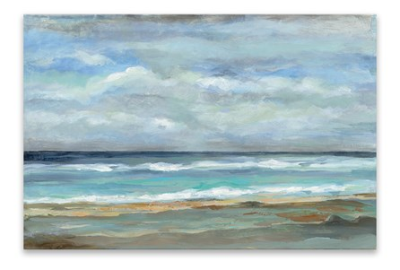 Picture-Cloudy Waves 36X24