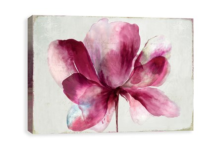 Picture-Aubergine Bloom 35X23