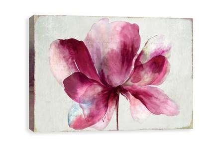 Picture-Aubergine Bloom 35X23 - Main