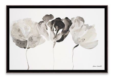 Picture-Trio Of Flowers 36X24