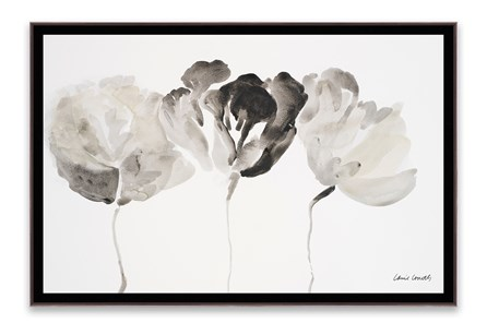 Picture-Trio Of Flowers 36X24 - Main