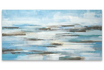 Picture-Blurred Seascape 40X20