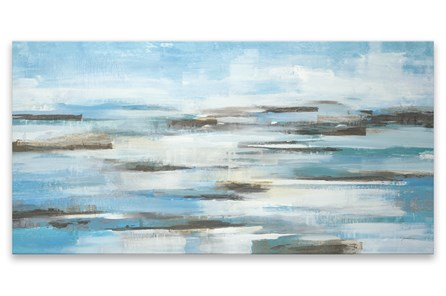 Picture-Blurred Seascape 40X20 - Main