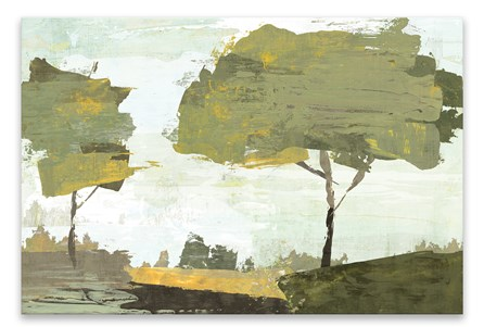 Picture-Green Trees 36X24