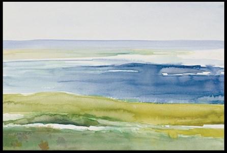 Picture-Blurred Seascape 40X20