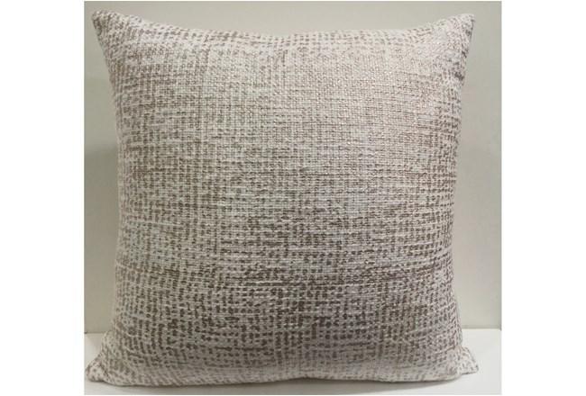 Accent Pillow-Rose Gold Metallic Overlay 18X18 - 360