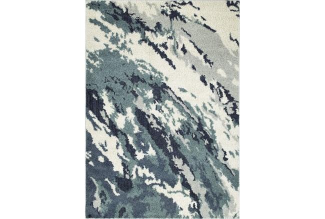 8'x10' Rug-Galaxy Swirl Denim - 360