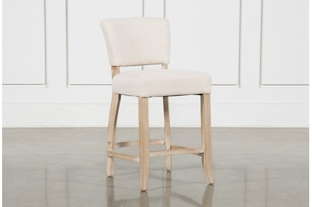 William 25 Inch Counter Stool