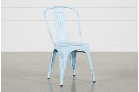 Delta Blue Dining Side Chair - Main