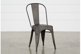 Delta Bronze Side Chair