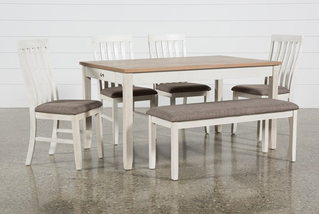 Westshore 6 Piece Dining Set - 360