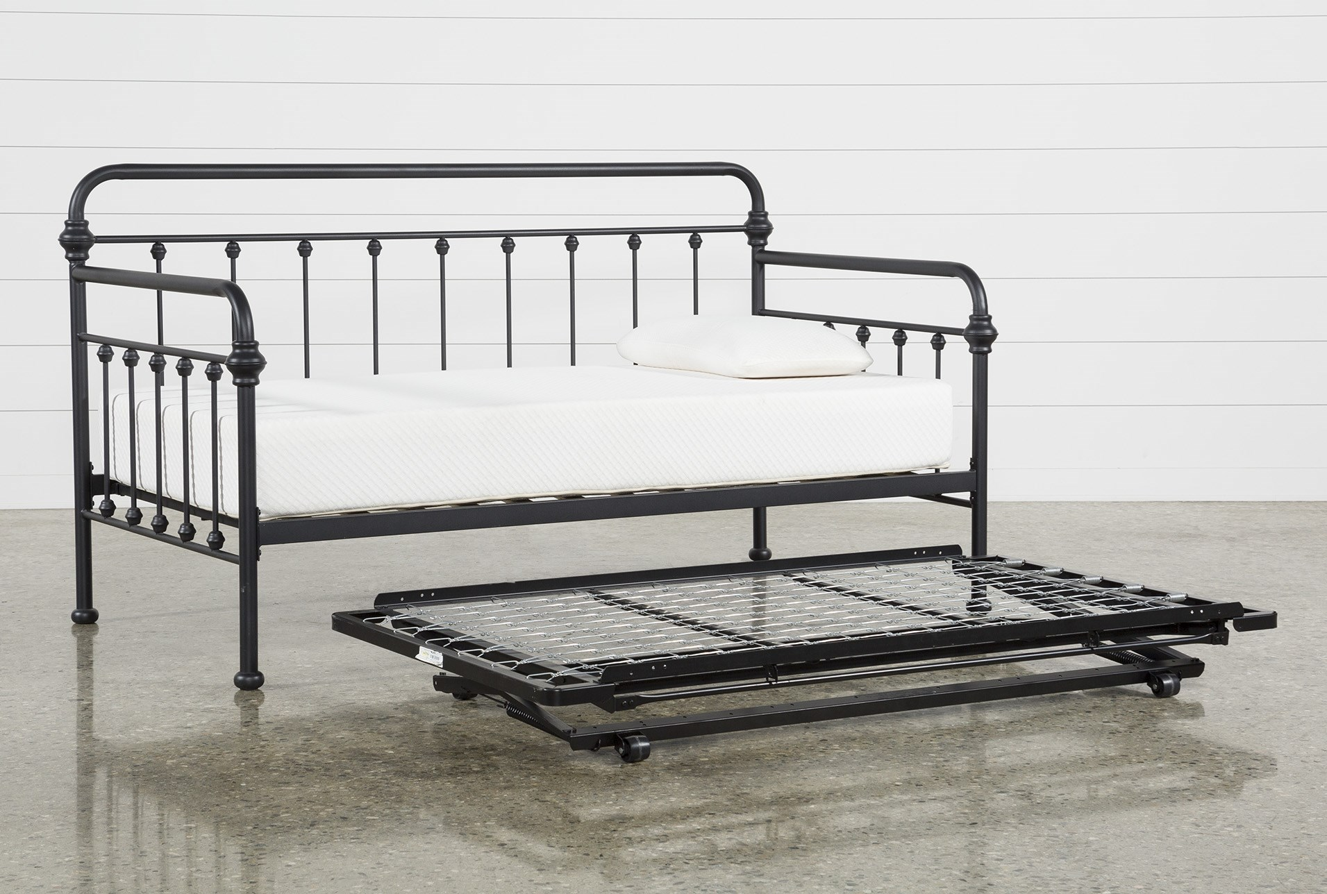 Adult Daybed With Pop Up Trundle Tyres2c