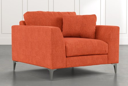 Loft Orange Arm Chair