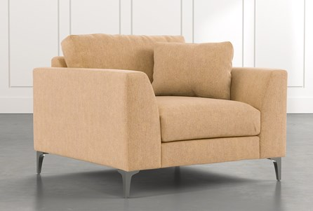 Loft Yellow Arm Chair