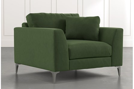 Loft Green Arm Chair