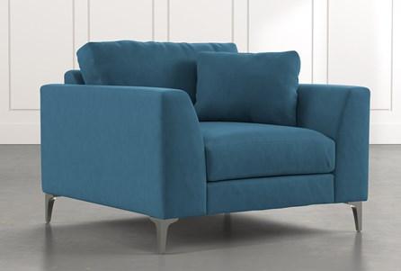 Loft Blue Arm Chair
