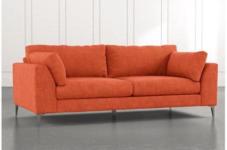 Loft Orange Sofa
