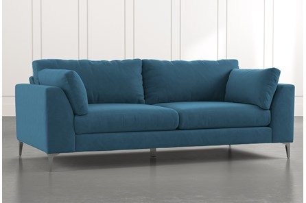 Loft Teal Sofa