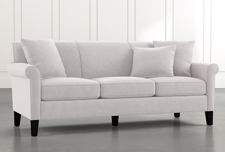 Devon II Grey Sofa