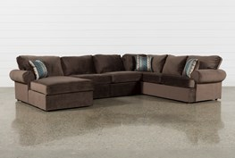 Jarell 3 Piece Sectional W/Laf Chaise