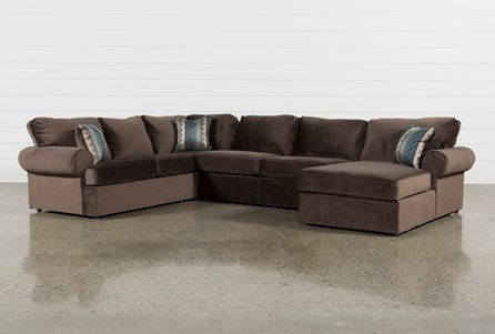 Jarell 3 Piece Sectional W/Raf Chaise