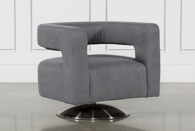 Circuit Swivel Accent Chair - 360