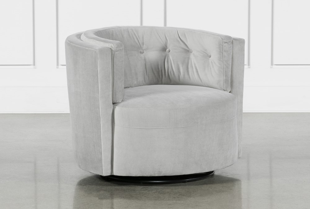 Aidan III Swivel Accent Chair