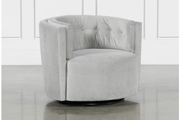 Aidan III Swivel Accent Chair