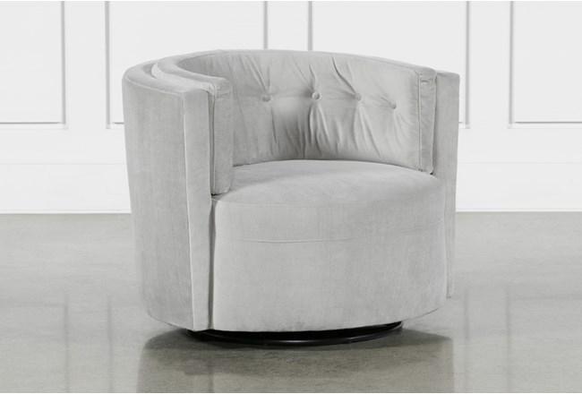 Aidan III Swivel Accent Chair - 360