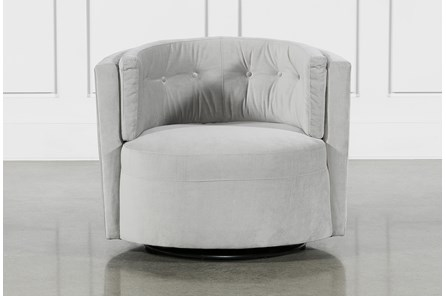 Aidan II Swivel Accent Chair