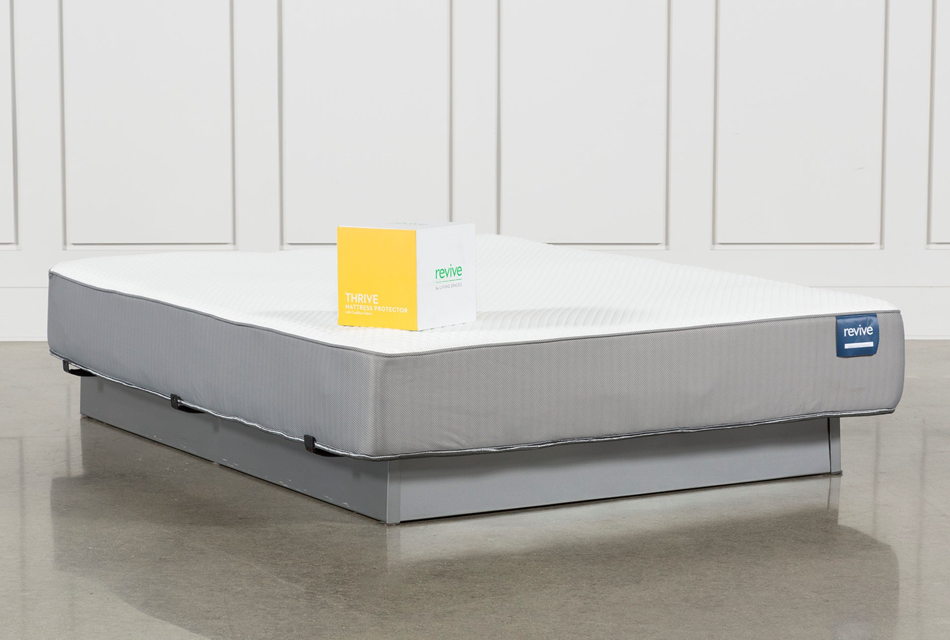 Armistice Hybrid Cal King Mattress W Thrive Protector Qty 1 Has Been Successfully Added To Your Cart