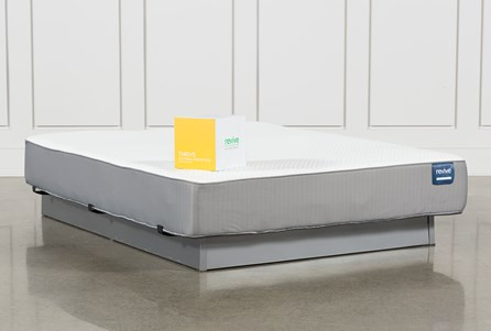 Armistice Hybrid Cal King Mattress W/Thrive Mattress Protector