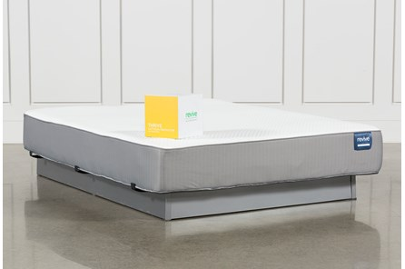 Armistice Hybrid Eastern King Mattress W/Thrive Mattress Protector - Main