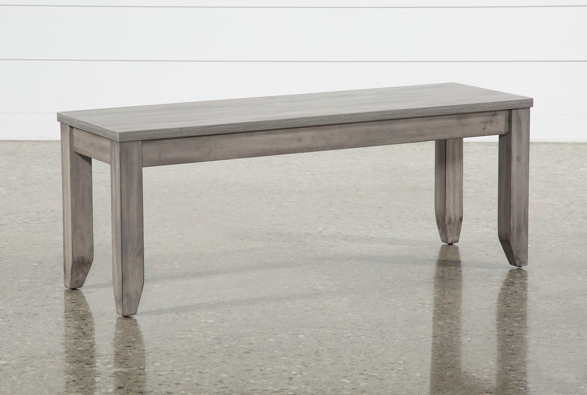 Terrific Matias Grey Dining Bench Uwap Interior Chair Design Uwaporg
