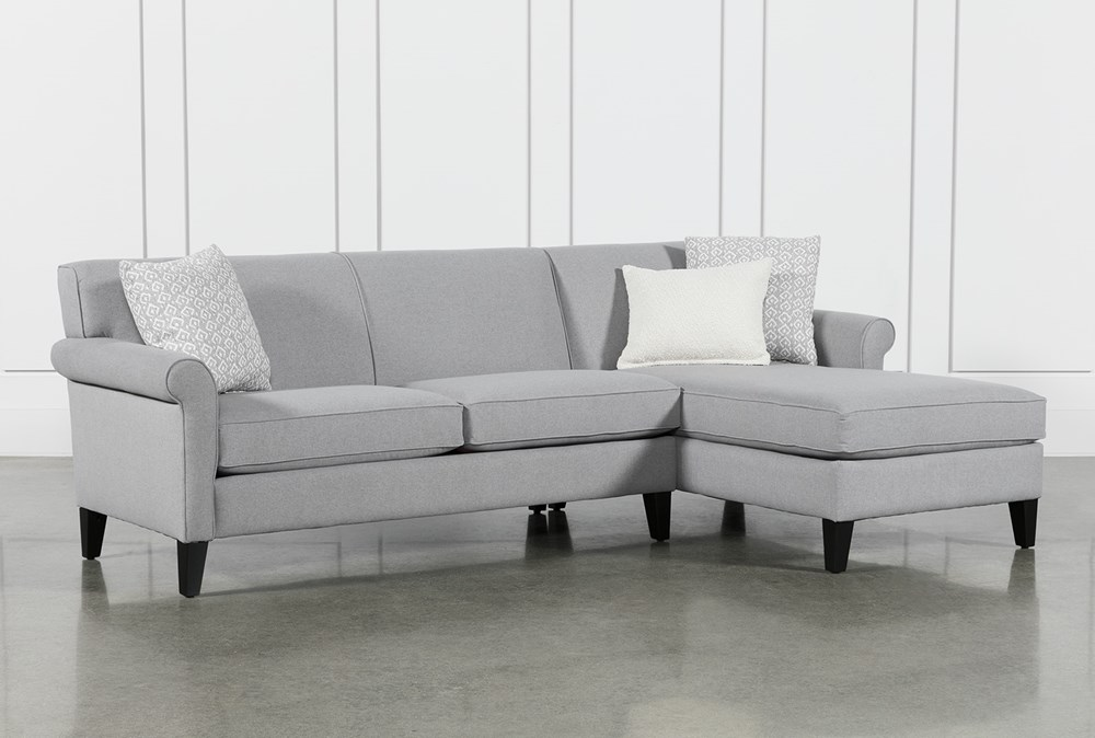 Devon II 2 Piece Sectional With Right Arm Facing Chaise
