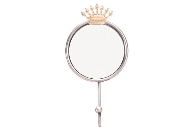 Wall Mirror-Crown Antique - 360