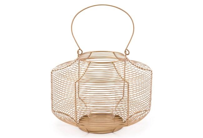 Spiral Gold Lantern Gold - 360