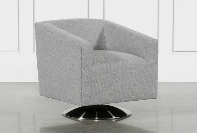 Loft Smokey Swivel Accent Chair - 360