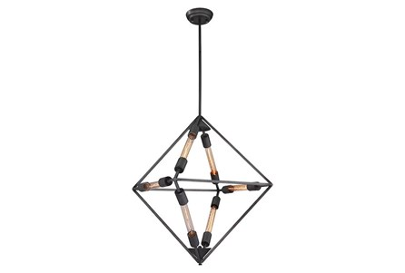 Pendant-Union Ceiling Lamp Rust
