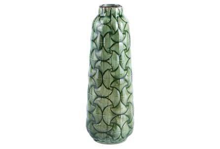 Ventra Large Vase Green