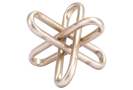 Clips Figurine Gold