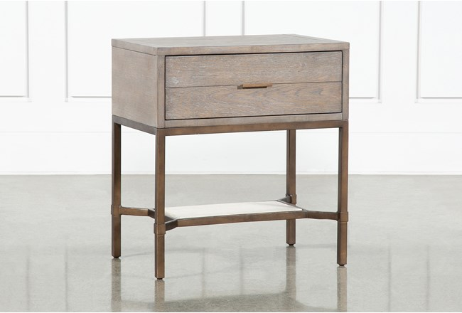 Pavilion Nightstand By Nate Berkus And Jeremiah Brent  - 360