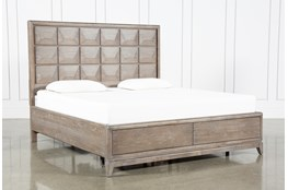 Pavilion Eastern King Panel Bed With Storage By Nate Berkus And Jeremiah Brent