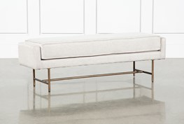 Pavilion Bedroom Bench By Nate Berkus And Jeremiah Brent
