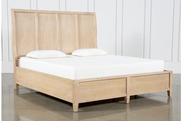 Gramercy Queen Sleigh Bed By Nate Berkus And Jeremiah Brent