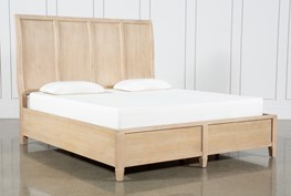 Gramercy Eastern King Sleigh Bed By Nate Berkus And Jeremiah Brent