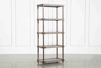 "Pavilion Open 72"" Bookshelf By Nate Berkus And Jeremiah Brent"